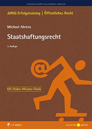 Staatshaftungsrecht - Ahrens, Michael