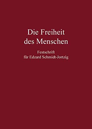Festschrift für Edzard Schmidt-Jortzig: Utz Schliesky