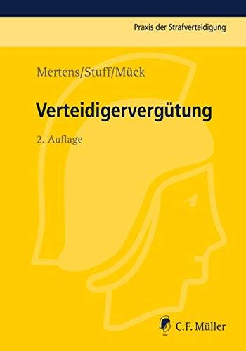 Verteidigervergütung: Andreas Mertens
