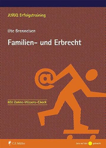 9783811470293: Familien- und Erbrecht