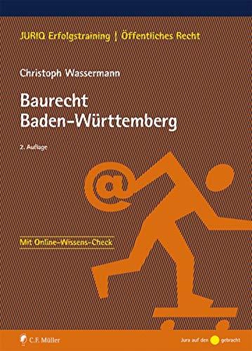 9783811475175: Baurecht Baden-Württemberg