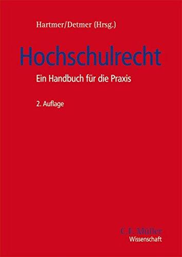 Hochschulrecht: Bernhard Kempen