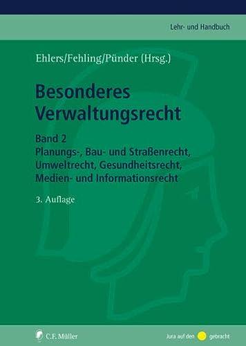 Besonderes Verwaltungsrecht 2: Dirk Ehlers
