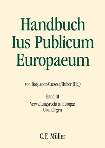 Ius Publicum Europaeum 3: Armin von Bogdandy