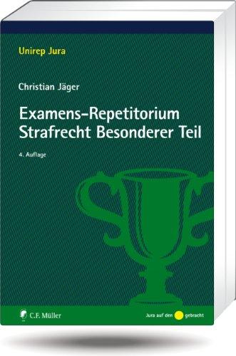9783811498365: Examens-Repetitorium Strafrecht Besonderer Teil