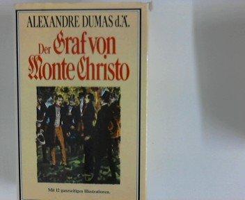 9783811800113: Der Graf Von Monte Christo (Mit 12 Ganzseitigen Illustrationen) - 2 Volumes