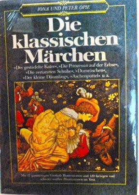 Die klassischen Marchen (3811800124) by Iona Opie; Peter Opie