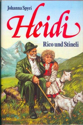 9783811801295: Heidi: Rico Und Stineli
