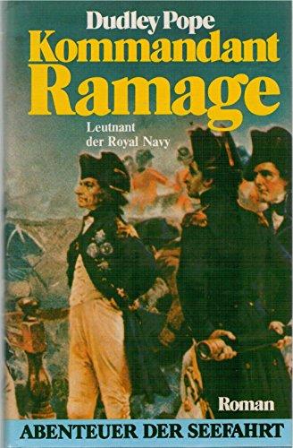 9783811801448: Kommandant Ramage : Leutnant der Royal Navy