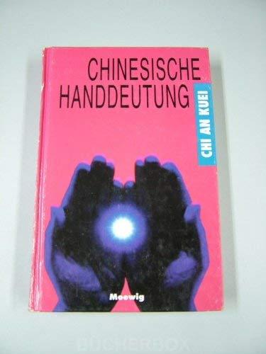 9783811811041: Chinesische Handdeutung. Rat und Wissen aktuell
