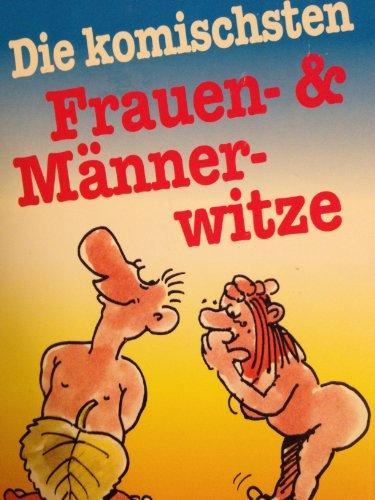 9783811815728: Die komischsten Frauen- & M�nnerwitze