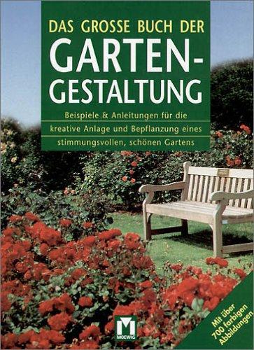 9783811817647: Das grosse Buch der Gartengestaltung.
