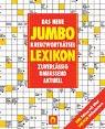 9783811817876: Das neue Jumbo Kreuzworträtsel Lexikon. zuverlässig, umfassend, aktuell.