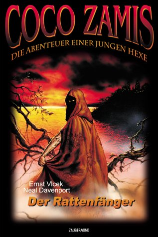 9783811819597: Coco Zamis 02. Der Rattenfänger. Die Abenteuer einer jungen Hexe.
