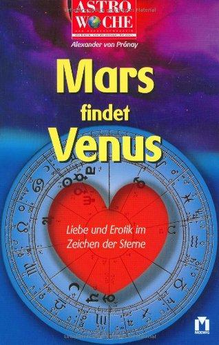 9783811819962: Astrowoche. Mars findet Venus.