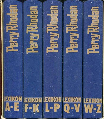 9783811820593: Perry Rhodan-Lexikon. 5 Bände
