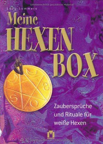 9783811829367: Meine Hexen Box: Zaubersprüche und Rituale für weiße Hexen