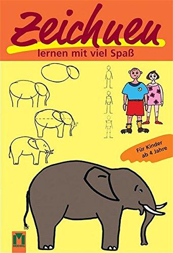 9783811829398: Zeichnen lernen mit viel Spaß