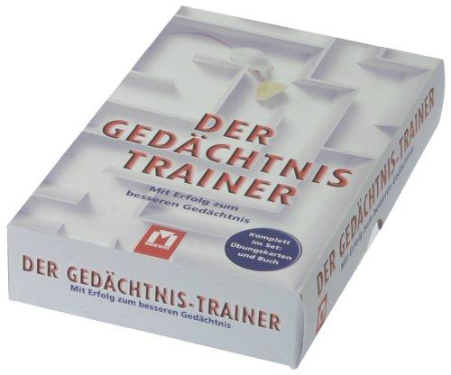 9783811830240: Der Ged+�-�chtnistrainer