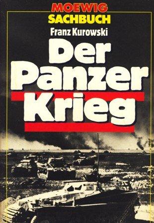 9783811831001: Der Panzerkrieg