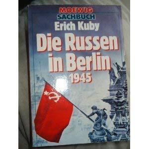 9783811831056: Die Russen in Berlin 1945