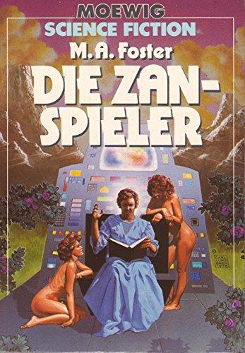 9783811835184: Die Zan-Spieler