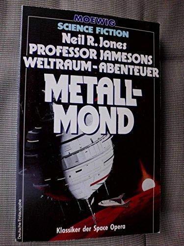 9783811836747: Metallmond Professor Jameson