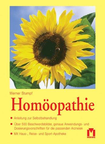 9783811838109: Homöopathie