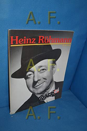 9783811839243: Heinz Rühmann. Die Heinz Rühmann-Biographie