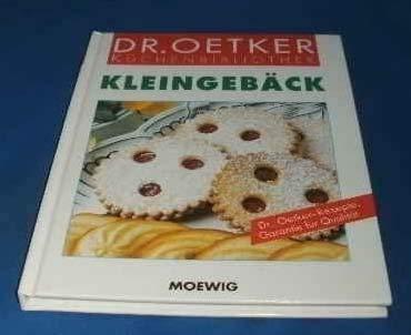 9783811842236: Dr. Oetker Küchenbibliothek Kleingebäck