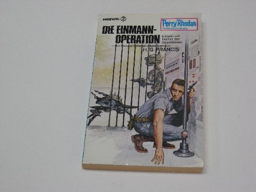 9783811853065: Die Einmann-Operation