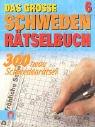 9783811856059: Das grosse Schwedenrätselbuch 06.
