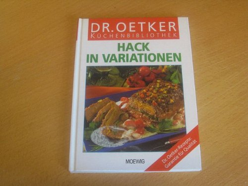 Hack in Variationen.