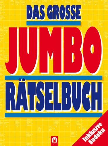 9783811860872: Jumbo-Rätsel-Buch 09