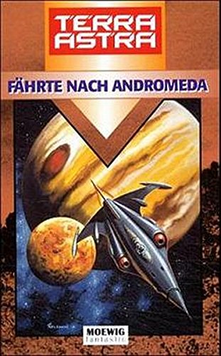 9783811875128: Fährte nach Andromeda