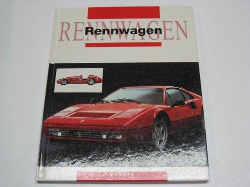 9783811885653: Rennwagen.