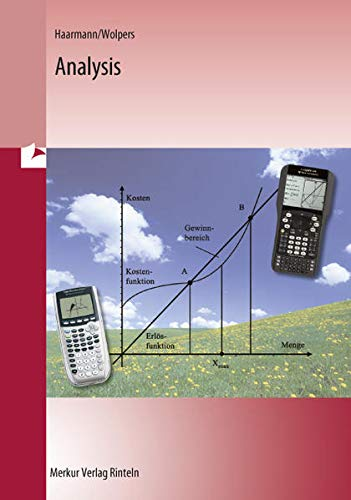 9783812000697: Analysis: Für Fachgymnasien und berufliche Gymnasien nichttechnischer Fachrichtungen