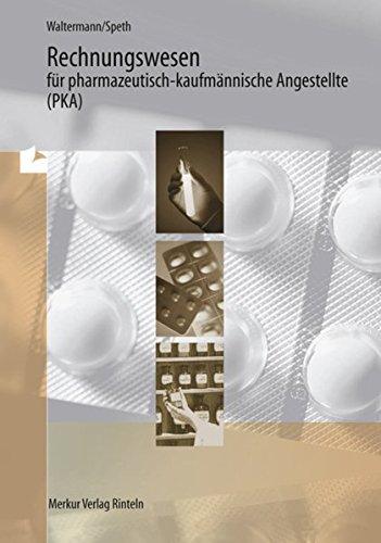 Rechnungswesen für pharmazeutisch-kaufmännische Angestellte, EURO, Lehrbuch - Lambacher-Schweizer