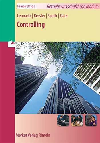 9783812006538: Controlling