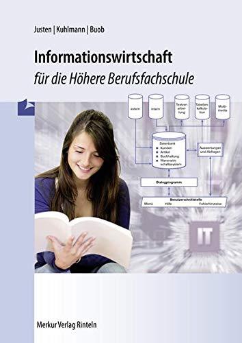 9783812008068: Informationswirtschaft für die Höhere Berufsfachschule