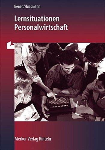 9783812010115: Lernsituationen Personalwirtschaft