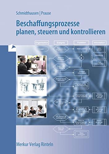 9783812010207: Beschaffungsprozesse planen, steuern und kontrollieren