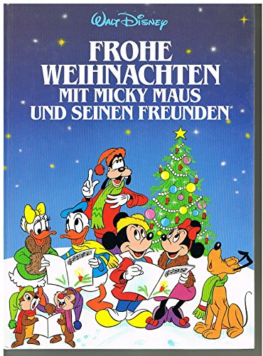 9783812201711: Frohe Weihnachten mit Micky Maus und seinen Freunden