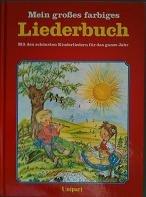 9783812230490: Mein grosses farbiges Liederbuch