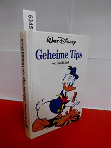 9783812230650: Geheime Tips von Donald Duck