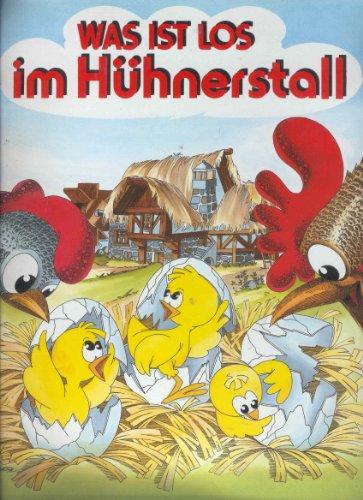 9783812230810: Was ist los im Hühnerstall