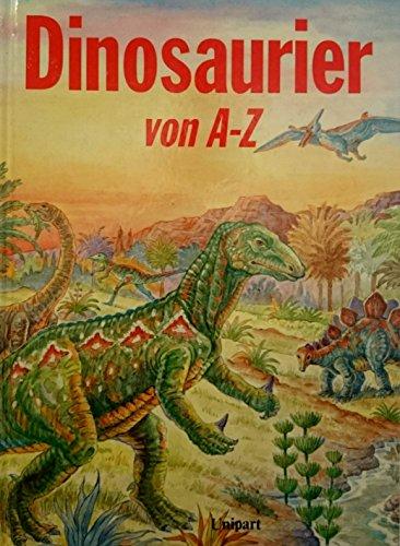 9783812232203: Dinosaurier von A - Z