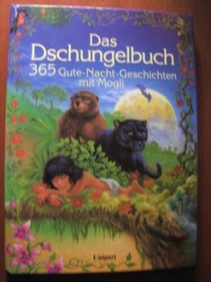 9783812232289: Das Dschungelbuch. Gute-Nacht-Geschichten mit Mogli