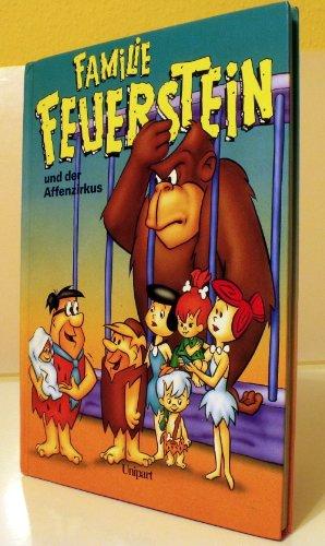 9783812232401: Familie Feuerstein und der Affenzirkus