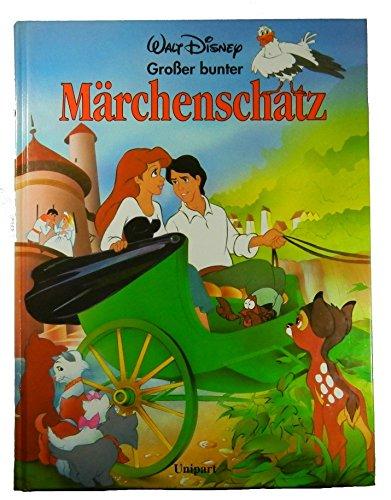 9783812232890: Grosser bunter Märchenschatz